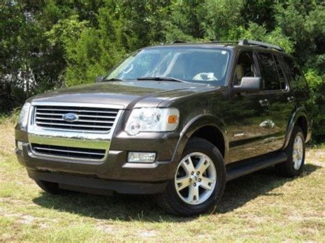 automobile air conditioning service 2007 ford explorer parental controls sell used 2007 ford explorer xlt in 2665 us highway 1 s st augustine florida united states