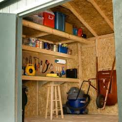 Garage Shelving Ideas Home Depot