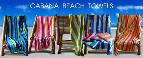 TowelsOutlet.com 30x62 Terry Beach Towels Cotton Velour Cabana Stripe 11 lbs per doz, 100% Cotton.