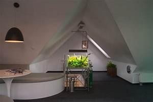 Appartement Sous Comble : un appartement contemporain sous les toits ~ Dallasstarsshop.com Idées de Décoration