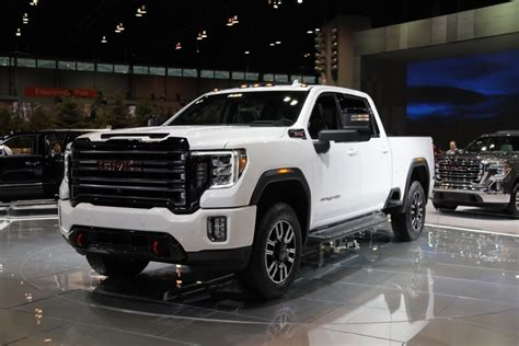 gmc at4 diesel 2020 2020 at4 hd live photo gallery gm authority