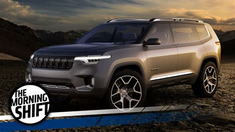 Fiat Chrysler Boss Openly Considers Spinning Off Jeep