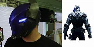 Incredible 3D Printed 'Batman: Arkham Knight' Suit Debuts ...