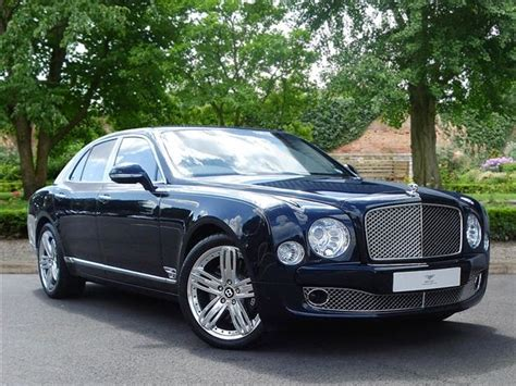 Used Bentley Mulsanne At Colchester