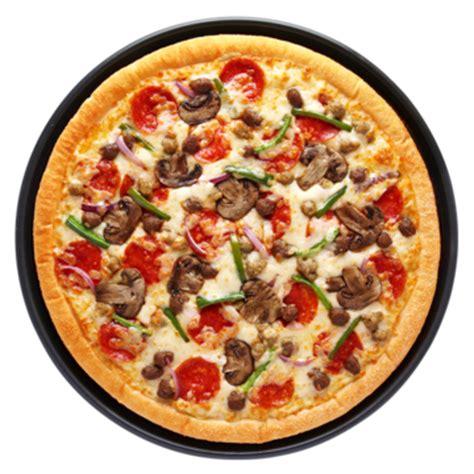 suprema oven pizzas