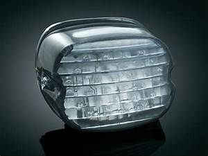 Harley davidson led low profile tail light conversions by