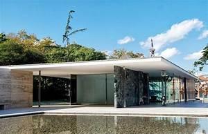 Villa Mies Van Der Rohe : mies van der rohe barcelona pavilion ~ Markanthonyermac.com Haus und Dekorationen