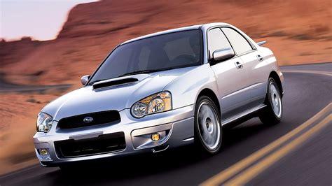 2004 Subaru Impreza Wrx Wallpapers & Hd Images