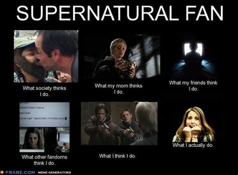 Funny Supernatural Memes And Pictures