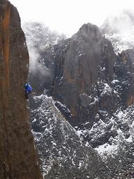Bolivia Rock Climbing
