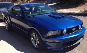 2008 Ford Mustang GT/CS Vista Blue 4 Sale - The Mustang Source - Ford Mustang Forums