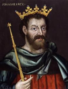 Logos: The Angevins, King John and the Magna Carta  John
