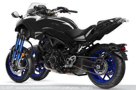 Yamaha Niken Hd Photo by Moto 3 Roues Yamaha Niken