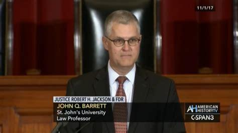 attorney general robert  jackson  president franklin
