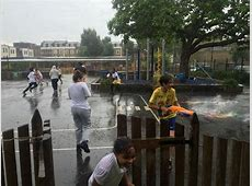 Year 6 Water Fight St Mark's C of E Primary School