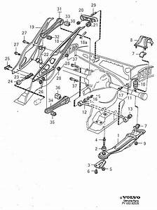 1992 Volvo 960 Washer  Mentioned  Cataloge