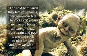 Quotes From The Hobbit Gollum. QuotesGram