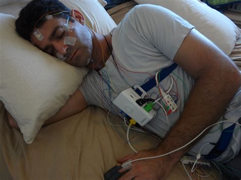 Type 2 Diagnostic Home Sleep Study With Eeg And Ekg
