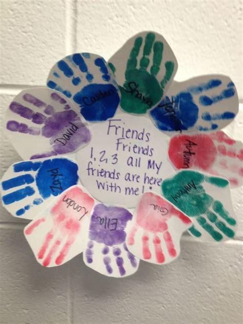 pin by jackie wentzel on friendship day preschool 147   e7cabe690c113a68d0b9f13455de5857 preschool friendship friendship activities