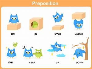 Prepositions: on, in over, under | Fotos, Gramática y Niños