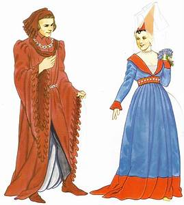 Medieval 1100-1450 | History of Costume