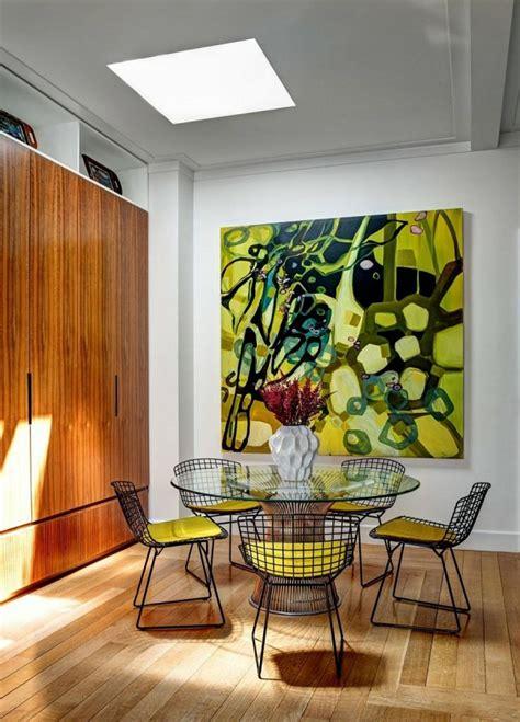la peinture abstraite dans l int 233 rieur contemporain archzine fr