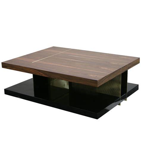 top ten modern center table european modern timber lacquer brass rectangular lallan
