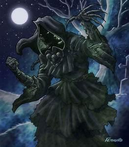 Evil ghost by Ferigato on DeviantArt
