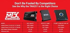 Tnp212d2 Dual 12 U0026quot  Subwoofer Enclosure And Amplifier Party