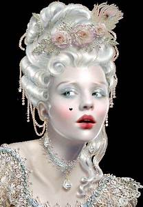 Barock Make Up : 25 best ideas about rococo fashion on pinterest rococo marie antoinette and marie antoinette ~ Orissabook.com Haus und Dekorationen