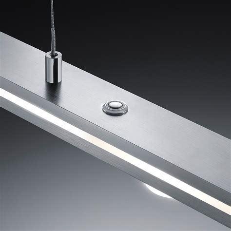 LED Pendelleuchte, verstellbar, Touch Funktion, OSRAM