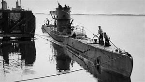 World War Ii U-boat Found With Skeletons