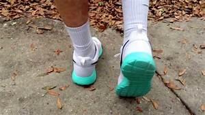 "Nike Roshe Run ""Calypso"" On Feet - YouTube"