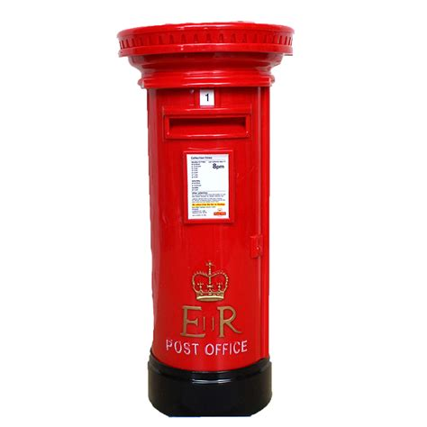 Post Box London Post Box Coin Bank 20cm