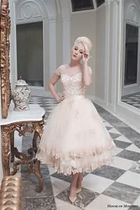 house of mooshki fall 2014 wedding dresses wedding With tea length tulle wedding dress
