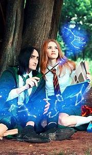 Lily Evans, Severus Snape and astronomy by Lilta-photo on ...