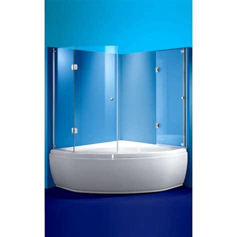 amenager sa chambre revger com paroi pour baignoire asymétrique idée
