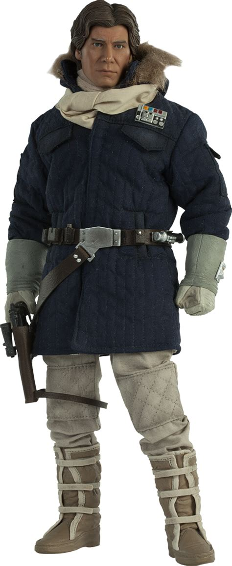 Star Wars Captain Han Solo - Hoth Sixth Scale Figure by ...