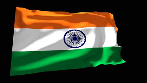 Indian Flag Animated Wallpaper 3d - flag of india beautiful 3d animation of india flag with