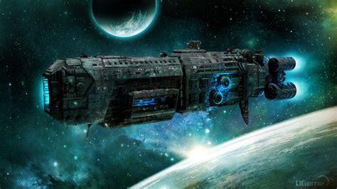 Alien Spaceship Wallpaper (74+ images)
