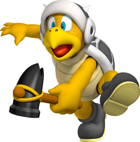 Army Hammer Bro Fantendo Nintendo Fanon Wiki Fandom