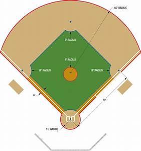 Baseball Diamond Dimensions