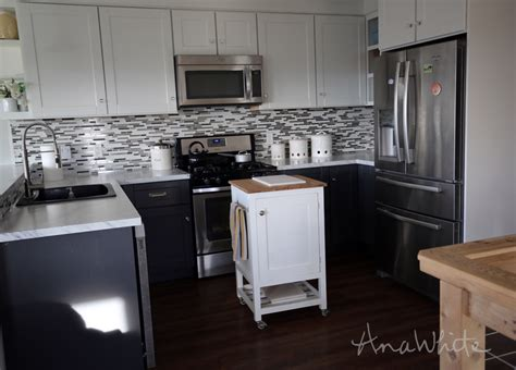 tiny kitchen island white how to small kitchen island prep cart with