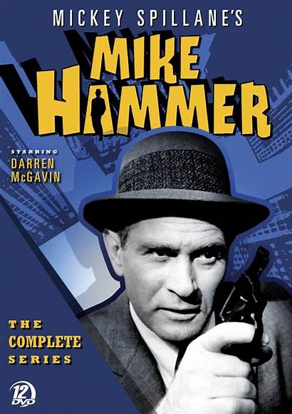 Series Hammer Mike Mickey Spillane Dvd Complete