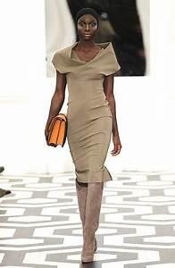 Open Neck Fitted Dress #109 iamvii