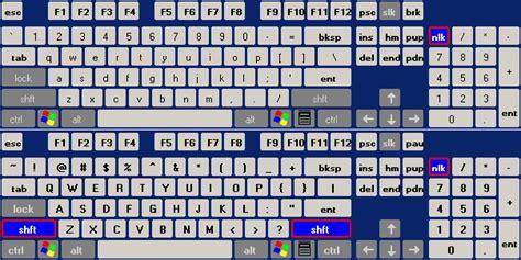 amerikanisches tastaturlayout