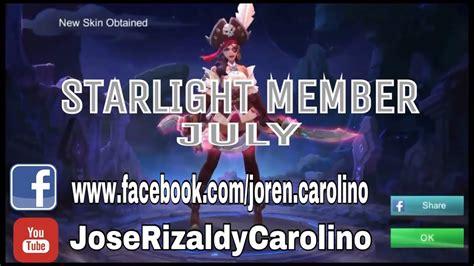 Mobile Legends Starlight Member Karina