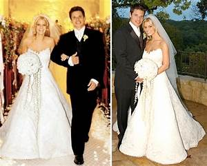 14 wedding dresses we love preowned wedding dresses With jessica simpson wedding dress