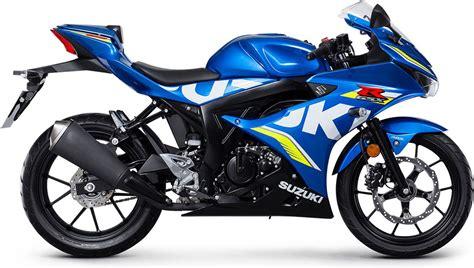 125cc Suzuki by Suzuki Gsx R125 Une 125cc Sportive Pour 2017