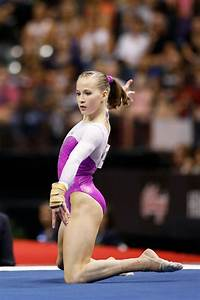 Here Are The 5 Superhumans Who Just Made The U.S. Olympic ...  Gymnastics